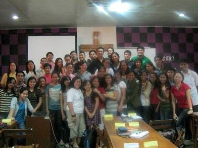 Worship Class