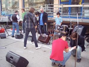 Setup Band