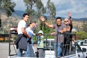 Ecuador Vision trip 09 227