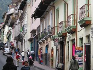 Ecuador View