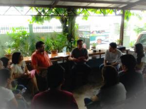 Talking to Worship Leaders