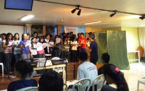 Teaching Harmonies