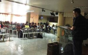 Worship & Arts Seminar