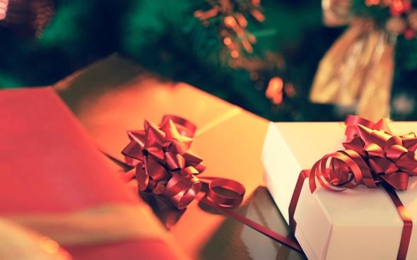 Gift Under Tree (1)