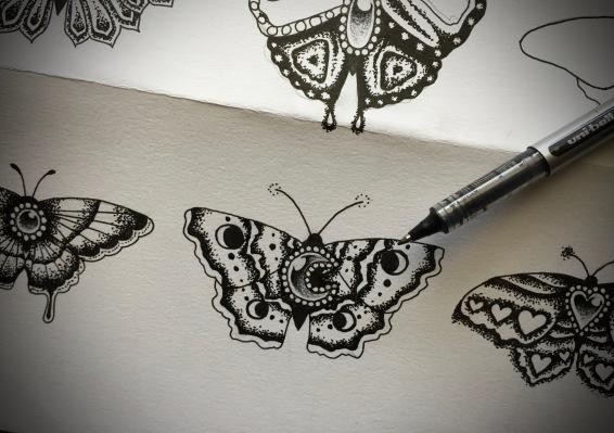 Butterflies Rachel