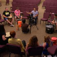 Drum Circle: A Metaphor